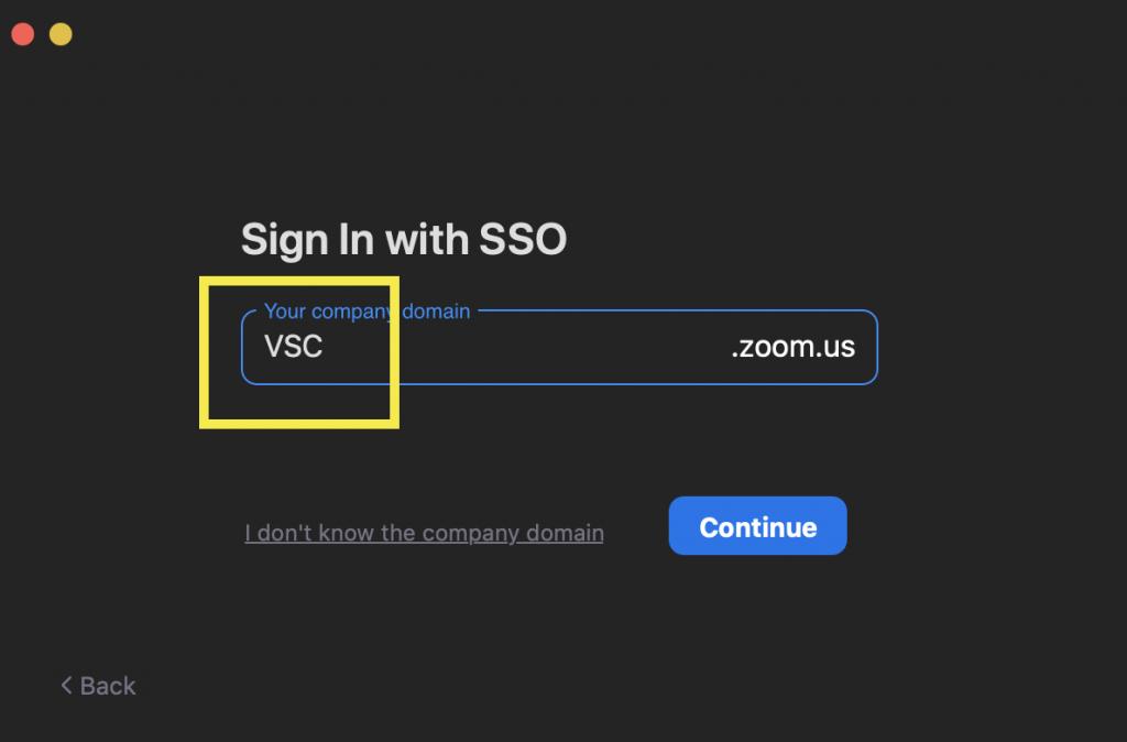 Type VSC