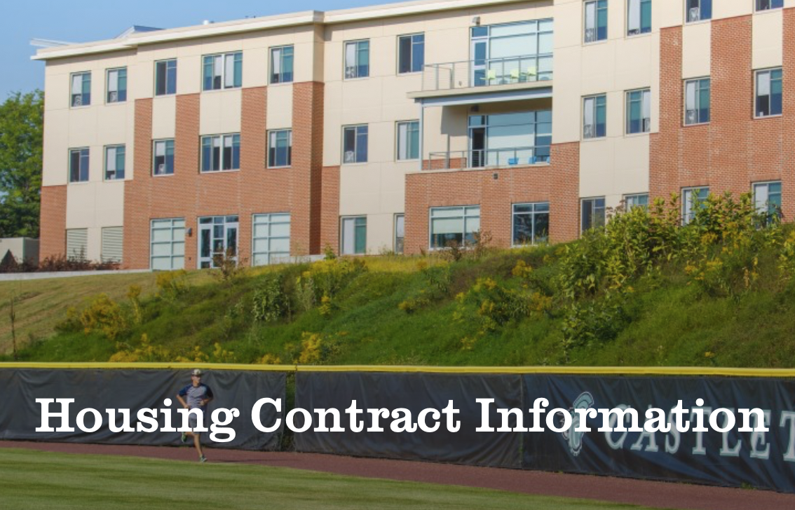 Housing Contracts Now Open and How to Create a Roommate Group