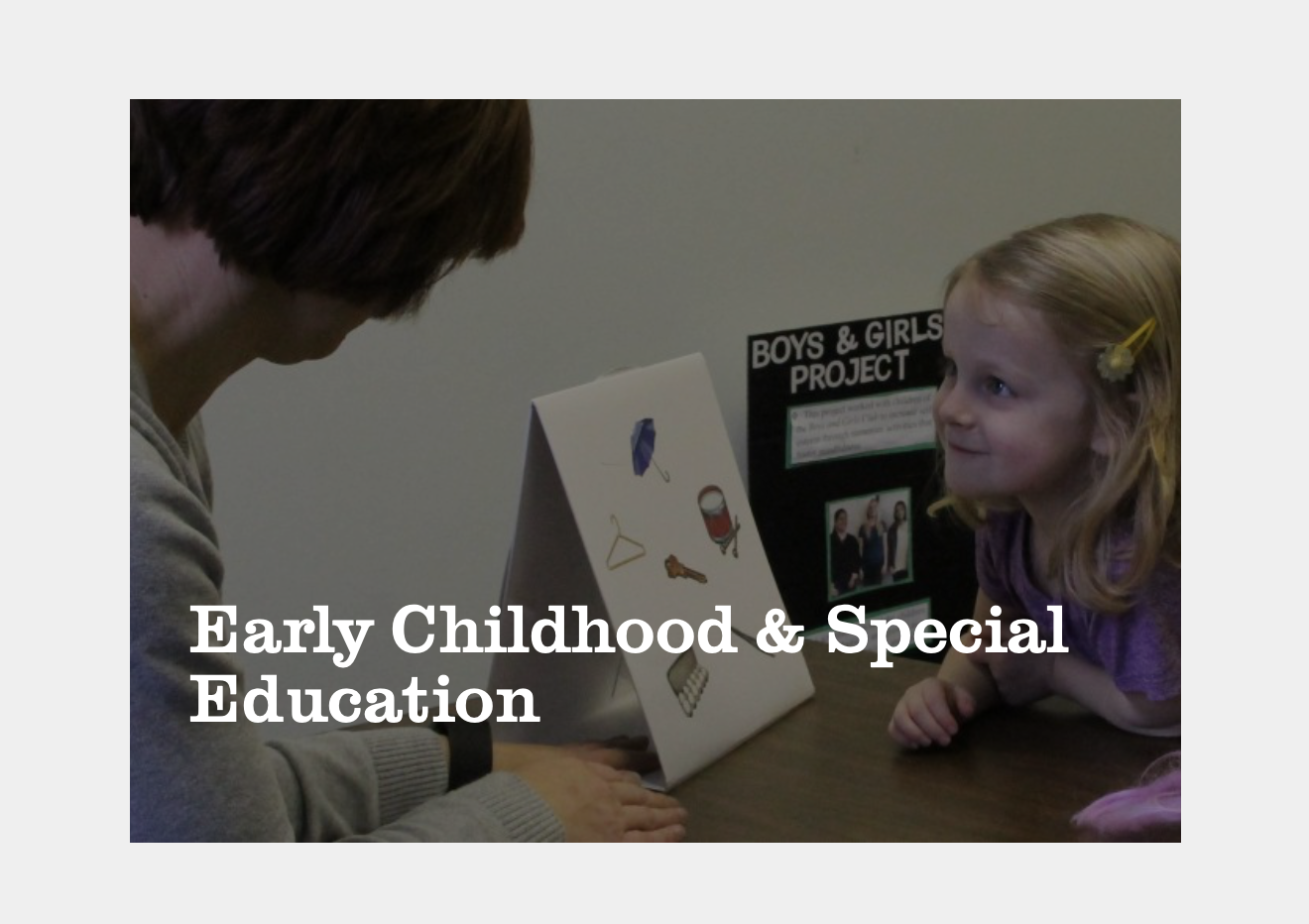 Attention Early Childhood Special Education (ECSE) Majors: Zoom Social Hour