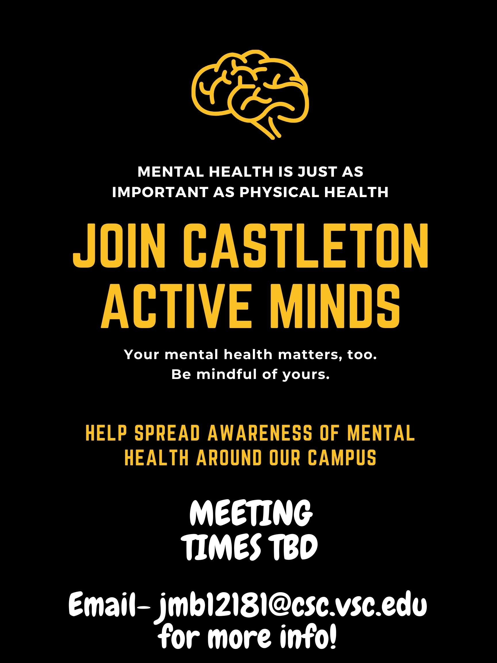 Join Active Minds