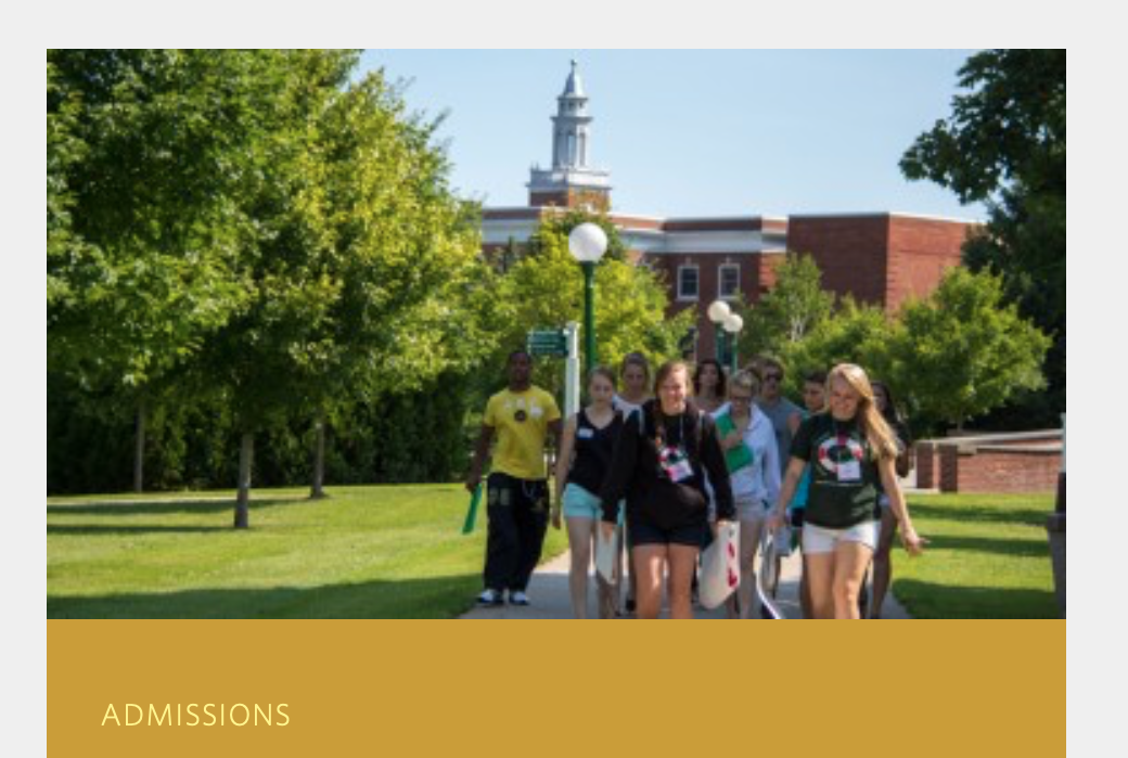 The Admissions Office is Hiring Summer Student Ambassadors