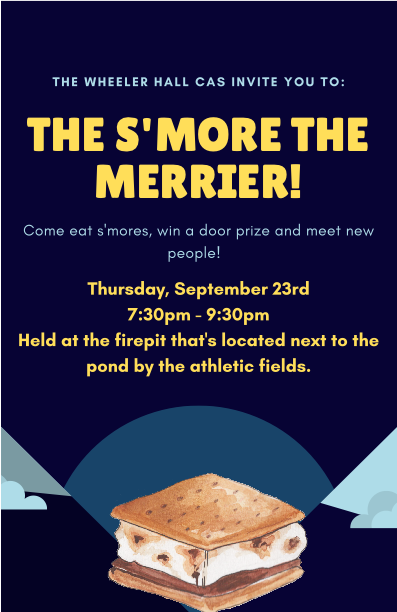 The S'more The Merrier!
